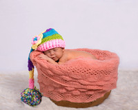 Isabelle's Newborn Session